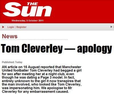 Sun-apology