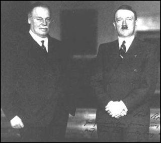 Rothrmere-Hitler