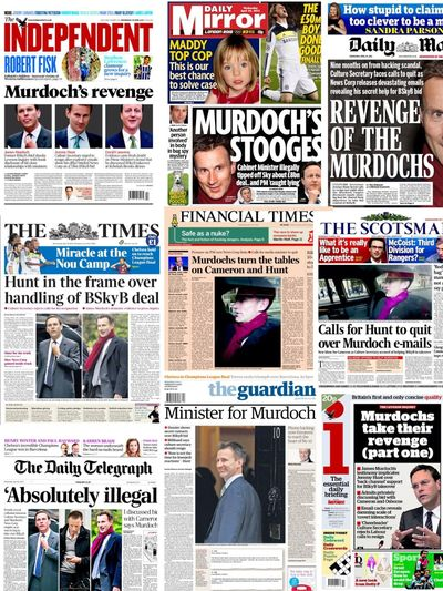 Hunt-papers
