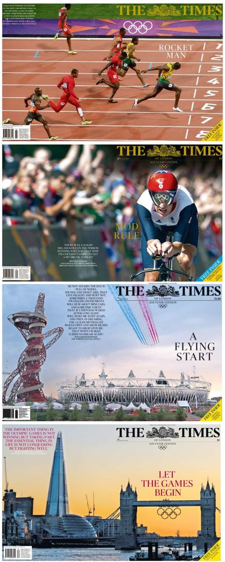 Times-covers