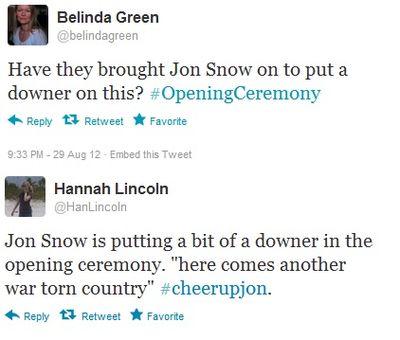 Snow-downer