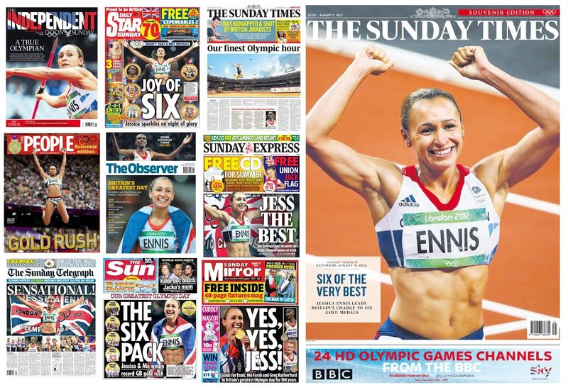 Olympics-papers