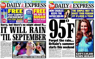 Express-weather
