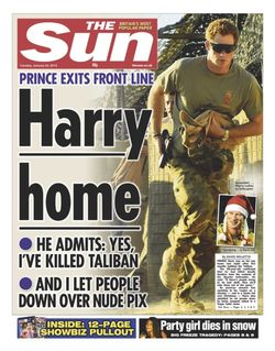 Thesun-harry