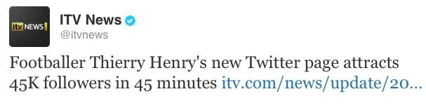 ITV-Henry-Tweet