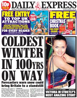 Express-coldest-winter