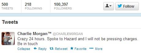 Charliemorgan-tweet