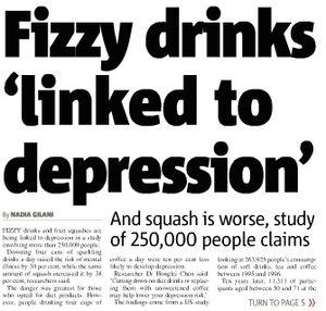Metro-fizzy-drinks