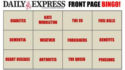 Express-bingo
